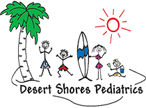 Desert Shores Pediatrics Logo