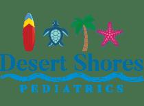 Desert Shores Pediatrics Logo